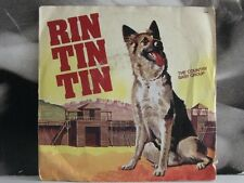 THE COUNTRY BABY GROUP - RIN TIN TIN / A FORT APACHE 45 GIRI 7""