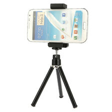 Rotatable Tripod Stand Camera Mount Holder Fr Cell Phone iPhone 5 4S Nexus 4 New