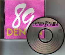DENON 89 NARM promo CD - rare limited pressing