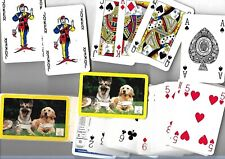 Guide Dogs for the Blind playing cards