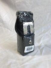 Motorola OEM Leather Holster NTN8381C Swivel XTS1500 XTS3000 XTS3500 XTS2500