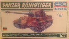 Carro armato1/72 PANZER KONIGTIGER - ESCI 8330