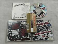 Motley Crue - Decade Of Decadance '81-'91 Japan CD OBI (WMC5-430)