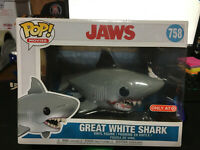Funko POP! Movies: Jaws #758 (6 Inch) TARGET EXCLUSIVE