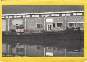 DOUCIL 1924 Joseph Crosfield & Sons Warrington barge    -Photograph