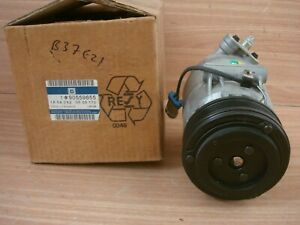 Air Condition Compressor fits Opel Vauxhall Astra G Zafira A 90559855 Genuine