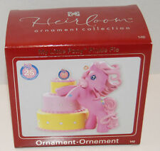 CHRISTMAS ORNAMENT MY LITTLE PONY 25th Birthday Pinkie Pie Heirloom Collection