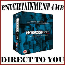 CHICAGO HOPE - COMPLETE COLLECTION SEASONS 1 2 3 4 5 & 6 **BRAND NEW DVD BOXSET*