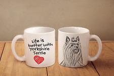 Yorkshire Terrier - Keramik Becher DE