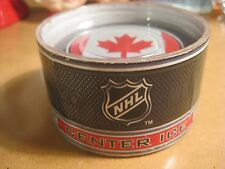 NHL Hockey LNH Canada Official Game Puck Rondelle De Jeu Officielle