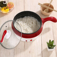 Student Multi-function Electric Cooker Single Double Layer Frying Pan Hot Pot