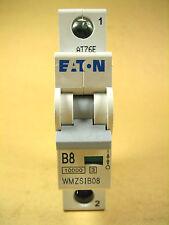 EATON -  WMZS1B08 -  Miniature Circuit Breaker