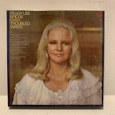 Peggy Lee Bridge Over Troubled Water Sealed Stereo Reel Tape 7.5 IPS Ampex M463