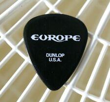 Europe / John Norum Concert Tour Guitar Pick / Black/White Relax dokken