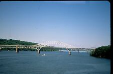 Historic structures-Bridges-Susquehanna River BR @ Havre De Grace Md. Fuji slide