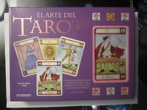 EL ARTE DEL TAROT (Mente, cuerpo y espíritu) LIBRO Y BARAJA DE LIZ DEAN