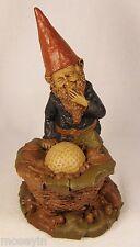 HOGAN 1984~Tom Clark Gnome-Figurine~Cairn Studio Item #1033~Retired~Ed #27~Story
