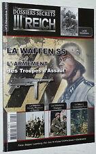 DOSSIERS SECRETS DU IIIème REICH MUSULMANS WAFFEN ARMEMENT WALLONIE