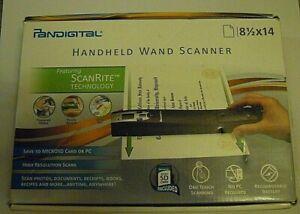 Pandigital PANSCN08 Handheld Wand Scanner
