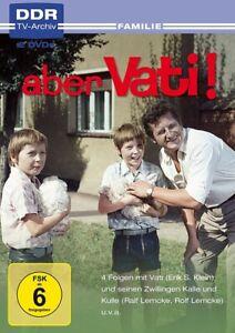 Aber Vati! 2 DVDs DDR TV-Archiv Neu und Originalverpackt (Vater)