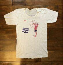 New listing Vintage Grande Parade Du Jazz Black & Blue T Shirt Mens X Large Single Stitch