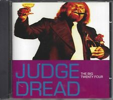 Judge Dread ‎– The Big Twenty Four  cd    Reggae / ska