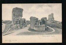Wales Cardiganshire ABERYSTWYTH Castle pre1919 PPC