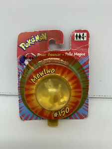 Vintage Pokemon Power Bouncer Ball MEWTWO #150 HASBRO 1999 BRAND NEW SEALED