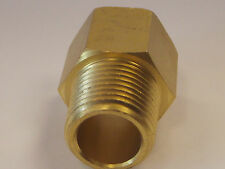 """1/4""""BSP Male to 1/4 NPT Fem Pneumatic Adapter,water,European to American Adapter"""