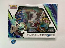 Pokemon TCG : Alolan Marowak GX BOX