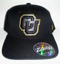 san francisco cf884 69358 Colorado Buffaloes Stretch Flex Fit Size Extra Large XL New Hat NCAA