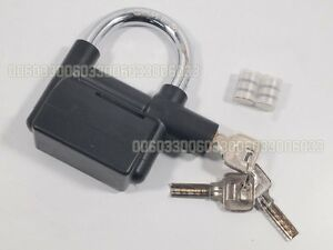 Brake Disc Alarm Lock for Honda Shadow Aero VT750 ACE Sabre Rebel VLX #33