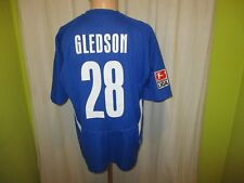 """FC Hansa Rostock Masita Heim Trikot 2006/07 """"neue Leben"""" + Nr.28 Gledson Gr.M/L"""