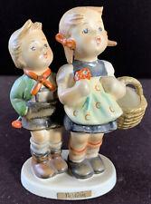 New ListingOriginal Vintage West Germany Hummel Goebel Figurine 49 3/0 To Market