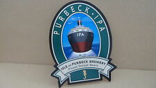 Purbeck IPA Ale Beer Pump Clip Pub Collectible 9