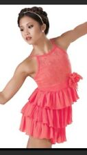 Weissman Lyrical Ballet Dance Costume size Adult SMALL NEW IN PACKAGE