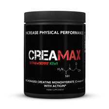 Strom Sports Nutrition CREAMAX 90 servings Strawberry Kiwi | Creatine Creapure