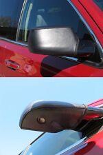 Colgan Car Mirror Covers Black Fits 15-18 Chevy Silverado 2500//3500 HD 4x4 w//sig