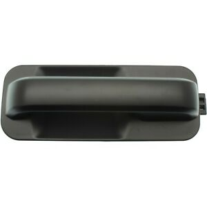 Exterior Door Handle For 2015-2018 Ford F-150 Smooth Black Passenger Side