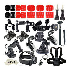 Gopro Accessories Set Outdoor Sports Kit Go pro Accessories for Gopro Hero 4 3+