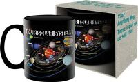 SOLAR SYSTEM - SMITHSONIAN MUG - BRAND NEW 11 OUNCES - COFFEE SPACE 47034