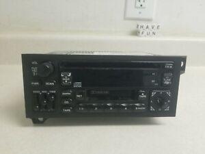 87-03 Chrysler Dodge Jeep OEM Cassette Player AM FM Radio Equalizer P04704383AH