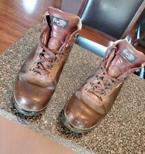 Used Vasque Sundowner Gore-Tex Boots, Model 7142, Men's Size 10.5 M