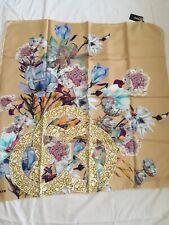 Ladies Silk Scarf 100% Silk Twill Pure Silk Scarf 90 Cm*90 Cm