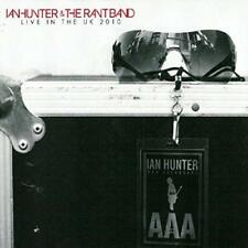 Ian Hunter And The Rant Band - Live In The UK 2010 (NEW CD)