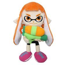 """Splatoon Inkling Girl Orange 9"""" Plush Toy"""