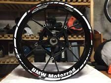 ADESIVI PER CERCHIONI MOTO per BMW S1000rr wheels stickers kit