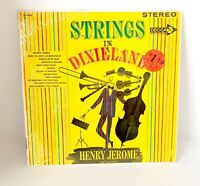 Henry James - Strings In Dixieland - Decca Records EUC