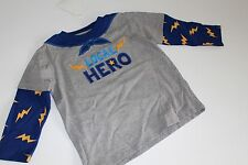 Gymboree Boys Size 18-24 M Super Dude NEW NWT 2PC Shirt Top Hero Cape Local