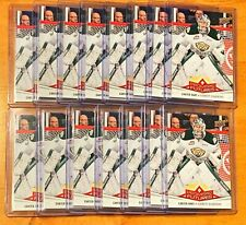 Carter Hart 2018 Upper Deck CHL Promising Futures Lot Of (15) RC Flyers